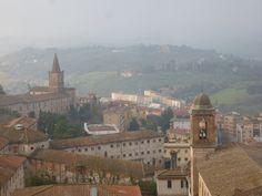 Finestra di Camera,「Hotel Brufani Palace」,Perugia,Italia