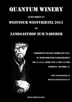 unser Winzer on Tour presenting Grüner Veltliner 2011