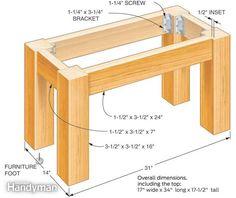 Figure B: Table Base