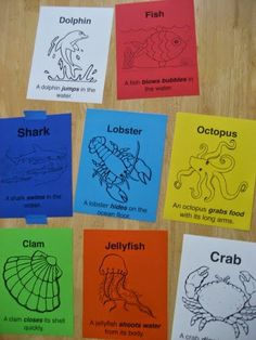 Toddler Approved!: Ocean Week {Playful Learning Activities for Kids}