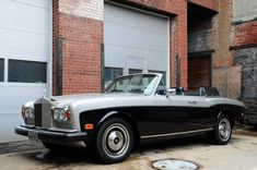 It would seem that the Iconic Rolls Royce from the Corniche, was the first of its kind, and successfully so. It was however a remembrance Rolls Royce 2017, Rolls Royce Coupe, Rolls Royce Cars, Convertible, Rolls Royce Corniche, Classic Rolls Royce, Automobile, Bentley Mulsanne, Bentley Car