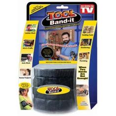 Tool Band-It Adjustable Magnetic Arm Band