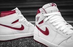 Pick Up The Air Jordan 1 Metallic Red Now