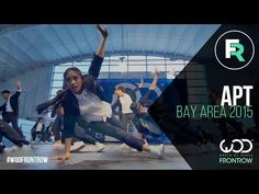 APT | 2nd Place Junior Division | FRONTROW | World of Dance Bay Area 2015 #WODBAY2015 - YouTube