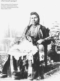 Chief Joseph Photos