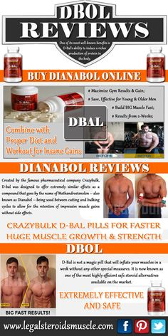 Click this site http://legalsteroidsmuscle.com/dbal-dbol-review/ for more information on Dbol. With the help of items such as Dbol-- among the most powerful steroids made use of in the bodybuilding globe, many hopeful body builders have looked for to obtain the outcomes they've always desired, just to neglect because of the many unfavorable side effects associated with the supplement. Follow us https://en.gravatar.com/beststeroidstack
