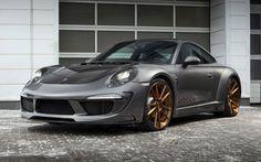 2016 Porsche 911 C4S by TopCar Makes Pre-Geneva Debut