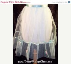 Vintage Half Aprons for Sale | 40% OFF THANKSGIVING SALE Vintage Apron Half Apron Sheer Mint Green ...