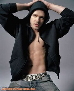 Justin Timberlake- I had this picture on my room wall all through high school:) and he is still here