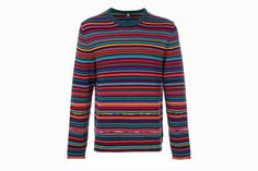 PS by Paul Smith multi-color sweater