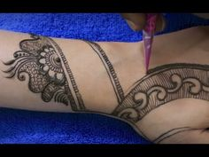 Apply Mehndi Tattoo Design On Hand in the Eve Of Celebration Full Hand Mehndi Designs, Mehndi Design Pictures, Wedding Mehndi Designs, Henna Designs Easy, Mehndi Patterns, Arabic Mehndi Designs, Latest Mehndi Designs, Mehndi Images, Tattoo Designs