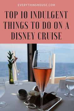 Sailing on a Disney cruise is a great way to take some time for yourself and recharge your batteries.