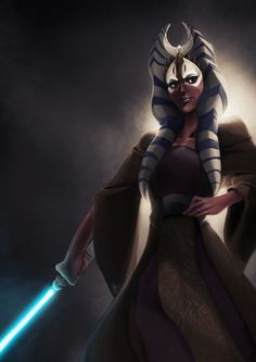 """""""Poor boy. The Sith always betray one another. But I'm sure you'll learn that soon enough."""" -Shaak Ti"""