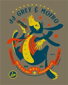 Scrojo - JJ grey & Mofro