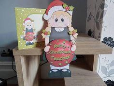 Christmas Cards, Merry Christmas, Christmas Decorations, Handmade Envelopes, All Design, Shelf, My Etsy Shop, Bauble, Dinner