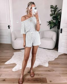 Fashion Spring Fashion Outfits, Summer Outfits, Casual Outfits, Maternity Romper, Maternity Fashion, Gender Reveal Outfit, Summer Romper, Spring Looks, Outfit Goals