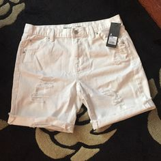 Boyfriend while destroy shorts New summer shorts Mossimo Supply Co. Shorts Jean Shorts