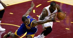 Cavaliers 115, Warriors 101 | Series is tied, 3-3: LeBron James and Cavaliers Rout Warriors, Forcing Game 7