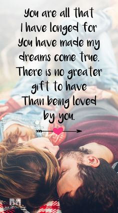 TRUER WORDS WERE NOT SPOKEN , YOU HAVE GIVEN ME THE BEST GIFT EVER, YOUR LOVE. I WILL HAVE YOU IN MY HART FOR EVER!