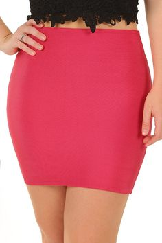 Share to save 10% on  your order instantly!  Kiss & Tell Skirt: Deep Coral