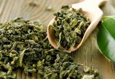 Green tea has the highest level of antioxidants in comparison to the other types of tea.