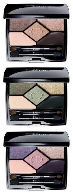 Dior 5 Couleurs Designer Makeup Artist Tutorial Palette Launches