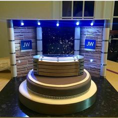 This is a cake of JW.org studio. Wow! via social.jw-archive.org #jworg #jwcakes…