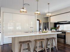 kitchen, granite island bench, storage