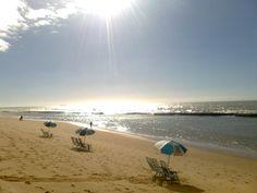 Praia de Boa viagem  Recife Pernambuco Brasil