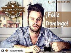 @kaapehteriaUn cafecito!? FELIZ DOMINGO!!!  #Káapehtería #TeHaceElDía #ConsumeLocal #KáapehCOMBO #Káapehtear #Cafetería #Café #Alimentos #Postres #Pasteles #Panes #Cancún #Chetumal #México