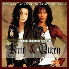 Michael Jackson Whitney Houston