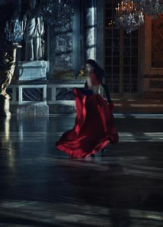 Rihanna by Steven Klein for Dior Secret Garden 2015 Château de Versailles Badass Aesthetic, Red Aesthetic, Rihanna Style, Rihanna Fashion, Bad Gal, Rihanna Fenty, Pole Dance, The Villain, Mafia