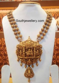 Elegant Temple Necklace