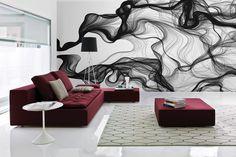 Soliven, Jim - H Torsion - Wall mural, Wallpaper, Photowall, Home decor, Fototapet, Valokuvatapetit