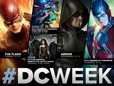 Can't Wait !!! The Flash Arrow Legends of Tomorrow