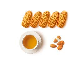 Pannocchie: Biscotti frollini con farina e fiocchi di mais | Mulino Bianco Vegetables, Food, Veggie Food, Vegetable Recipes, Meals, Veggies
