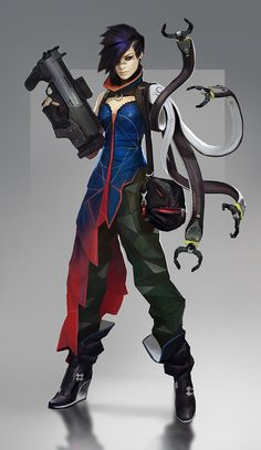 cursedmaker:  girl 0 byZoonoid