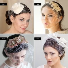 Don't Want to Wear a Veil? Try One of These Awesome Bridal Accessories Instead