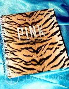 NEW VICTORIA'S SECRET PINK SCHOOL STUDENT PLANNER ORGANIZER CALENDAR 2014 /15 #PINKBYVICTORIASSECRET
