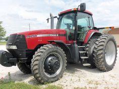 CaseIH MX255 at 215hp.Same hp as the 7150/7250