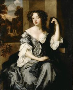 Louise de Keroualle, Duchess of Portsmouth the French mistress of Charles II, and the inspiration for Sheffield's notorious ancestor. Portrait of the Duchess of Portsmouth by Sir Peter Lely, Portsmouth, Charles Ii Of England, Ludwig Xiv, Getty Museum, Duchess Of Cornwall, King Charles, Prince Charles, 17th Century, Mistress