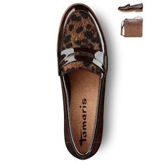 Art.-Nr.: 24205 #Tamaris #shoes #slipper #animalprint #comfy #winter