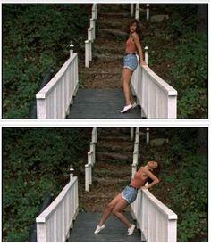 love this scene! Go girl!