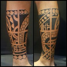 tribal tattoo by Jona tattoo art Tolentino mc Italy