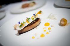 The foie gras. Enough said :)