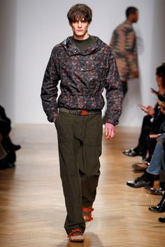 Missoni Fall/Winter 2014-2015.