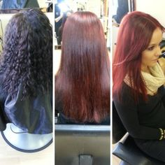 By La' James International College - Iowa City. Before & After done by LJIC Iowa City Student Josh Shiltz. @Bloom.com #Cosmetology #Hair #LJIC