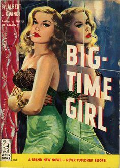 Retro Vintage Loira fatal / Sexy, Sultry Pin up Blonde Jasper Johns, Comics Vintage, Vintage Posters, Pin Ups Vintage, Vintage Art, Retro Art, Vintage Book Covers, Vintage Pins, Art Pulp