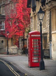 Oxford, England, just outside