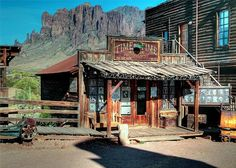 part of the old west rabbit town?